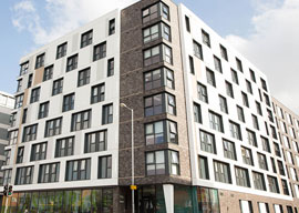 Student Accommodation Development
