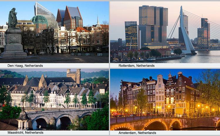 NetherlandsCities