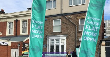 Newcastle Show Flat